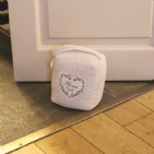 Home Sweet Heavy Weight Door Stop 18cm - A La Maison Bonningtons